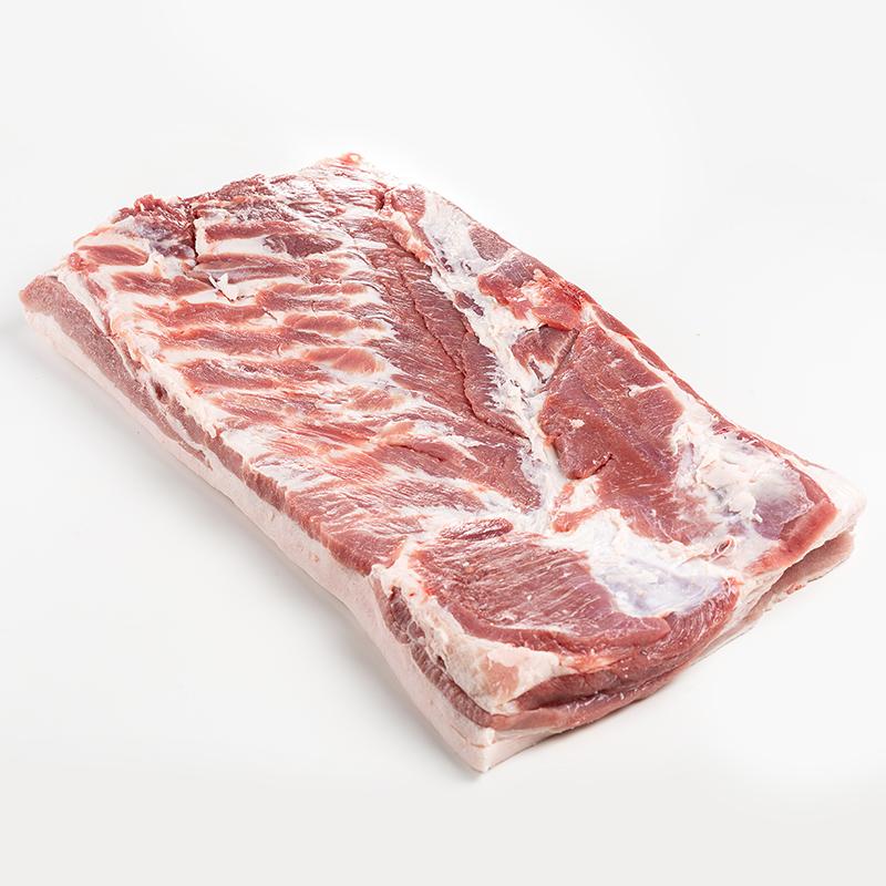 Granjero Feliz lideres en la comercializacion de carne de puerco cerdo  Cuero de lomo