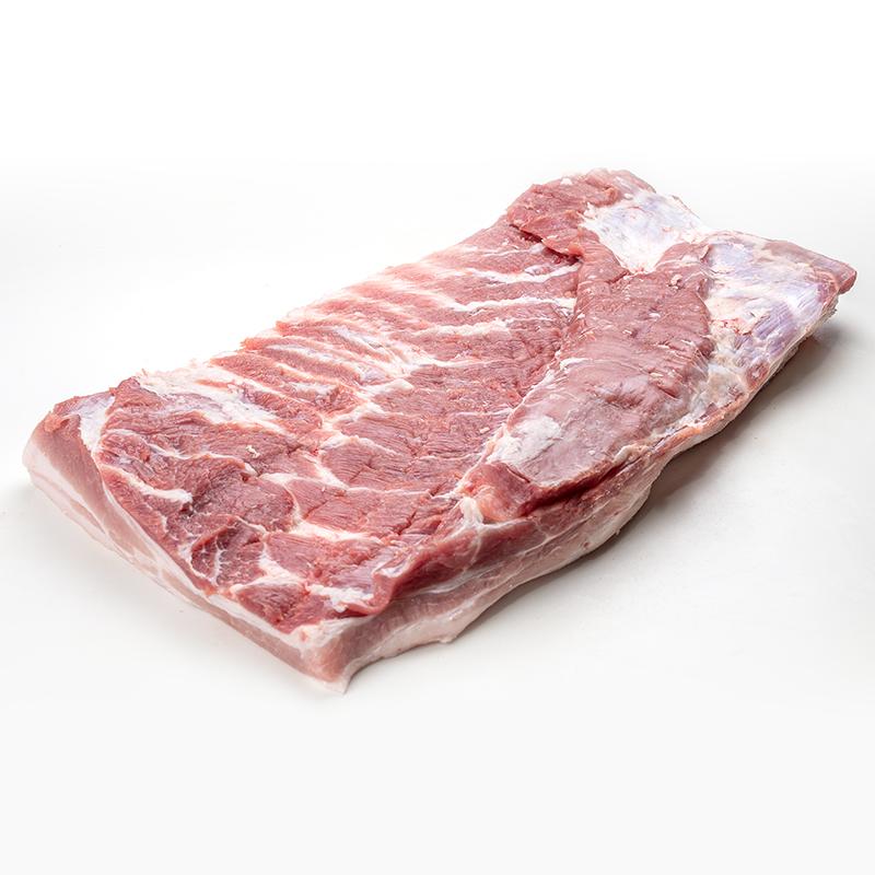 Granjero Feliz lideres en la comercializacion de carne de puerco cerdo sheet belly