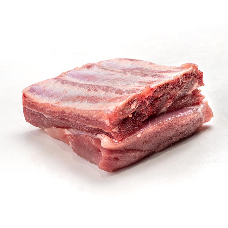 Granjero Feliz lideres en la comercializacion de carne de puerco cerdo shoulder sparerib 3ribs