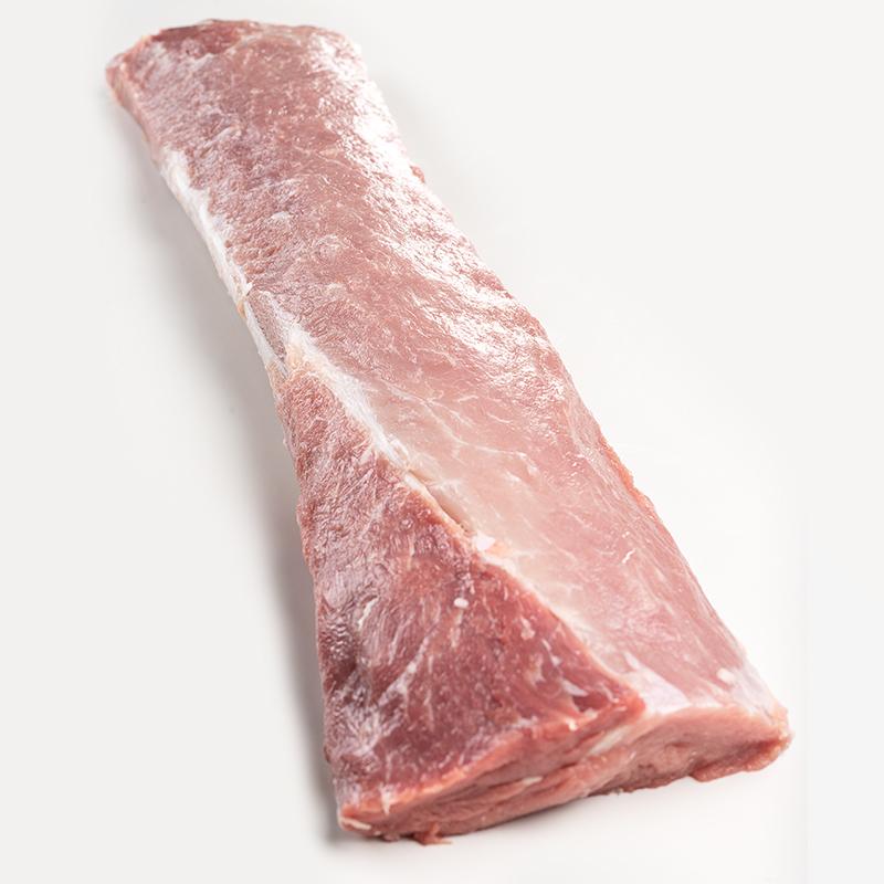 Granjero Feliz lideres en la comercializacion de carne de puerco cerdo Caña de lomo