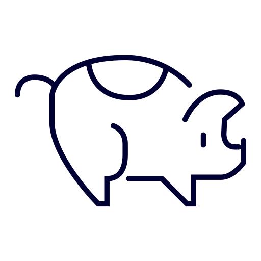 Granjero Feliz lideres en la comercializacion de carne de puerco cerdo  Espinazo especial